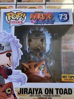 Jiraiya On Toad Funko Pop for Sale in Killeen,  TX