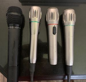 4 microphones 🎤 for Sale in Orlando, FL
