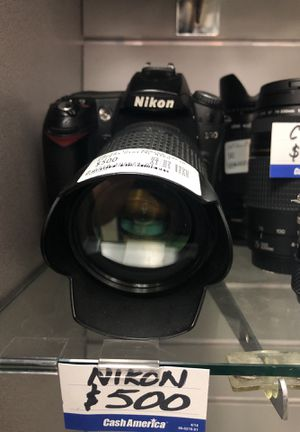 Nikon Digital Camera D90 for Sale in Houston, TX