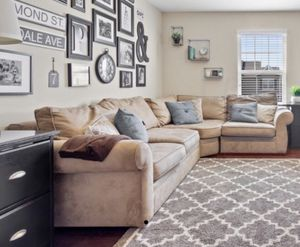 Pottery Barn Sectional for Sale in Blacklick, OH