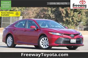 2019 Toyota Camry for Sale in Hanford, CA