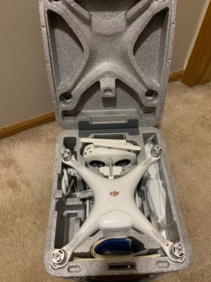 Phantom drone 4 pro NO SHIPPING for Sale in Dublin, OH