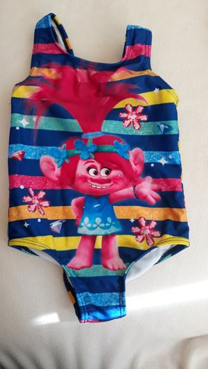 Toddler 2T Trolls Bathing Suit for Sale in San Diego, CA