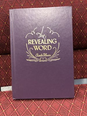 The Revealing Word: a Dictionary if Metaphysical Terms for Sale in Fullerton, CA