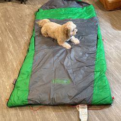 Large Coleman Sleeping Bag for Sale in Kirkland,  WA