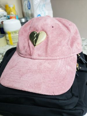 Pink suede hat for Sale in Pompano Beach, FL