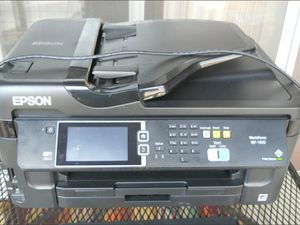 Epson WF-7610 All-In-One Inkjet Printer for Sale in Lakeside, CA