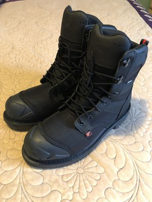 Red Wings Steel Toe Boots 🥾 Size 10.5 🇺🇸 USA for Sale in Suitland, MD