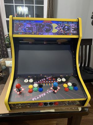 "Beautiful 22"" Bartop Arcade Retro pie with over 22000 games. Brand new for Sale in Chicago, IL"
