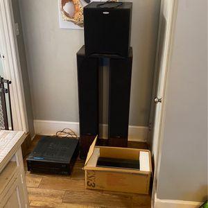 Polk Audio Surround Sound System for Sale in Virginia Beach, VA