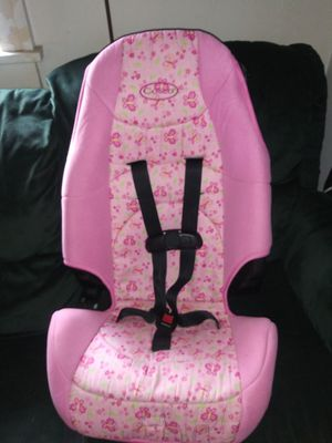 Pink booster seat for Sale in Chicago, IL
