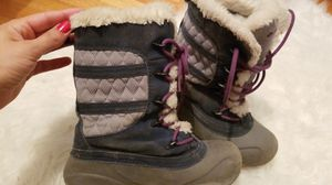 Size 2, kids Columbia brand boots ,REDUCED TO $5 for Sale in Charlotte, NC
