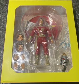Shazam 6.5 inch action Figure One:12 Captain Marvel Collectible for Sale in Queens, NY