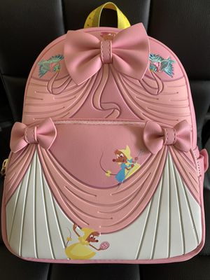 Loungefly Disney Cinderella 70th Anniversary mini backpack for Sale in Inglewood, CA