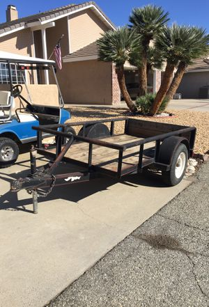 Utility Trailer for Sale in Canyon Lake, CA