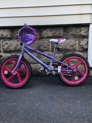 """18"""" Schwinn Shine Girl's Bike, Purple - Pickup in Elizabeth today for Sale in Hillside, NJ"""