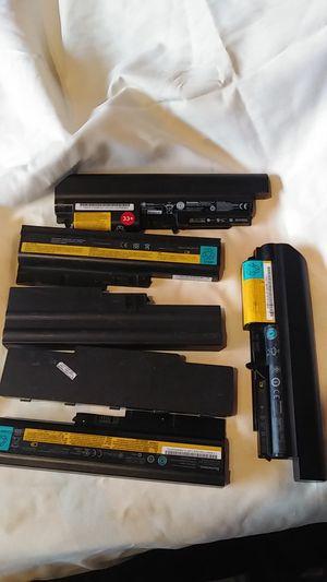 IBM LENOVO Batteries for Sale for sale  Scottsdale, AZ