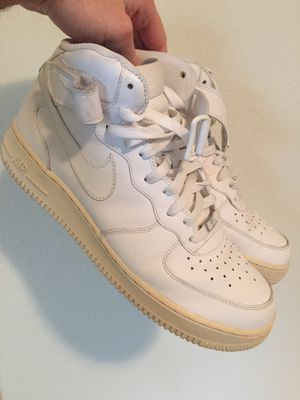 Nike Air Force 1 mid - size 10.5 for Sale in Portland, OR