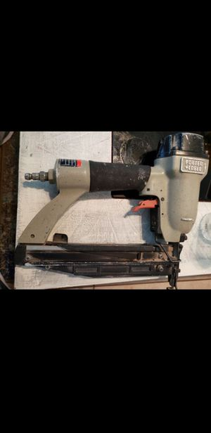 PORTER CABLE NAIL GUN for Sale in Fresno, CA