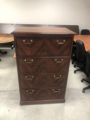 Kimball real wood lateral file for Sale in Atlanta, GA