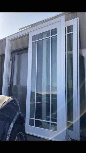 New Milgard Sliding Glass Door - Doors for Sale in Los Alamitos, CA