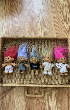 troll dolls for Sale in Los Angeles, CA