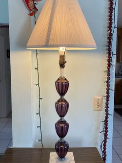 Vintage Lamp for Sale in Placentia,  CA