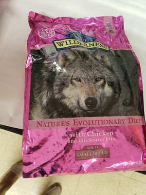 Blue diamond dog food for Sale in Rocky Mount, NC