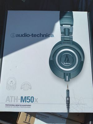 Audio-Technica Pro Studio Headphones for Sale in Anaheim, CA