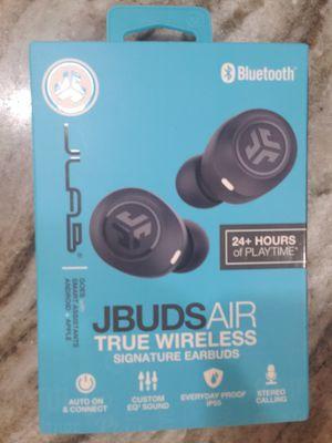 JBUD AIR WIRELESS EARBUDS for Sale in St. Petersburg, FL