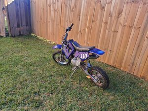125cc like new dirt bike for Sale in Cypress, TX