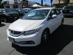 2013 Honda Civic Hybrid for Sale in San Diego, CA