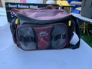Fishing bag for Sale in San Leandro, CA