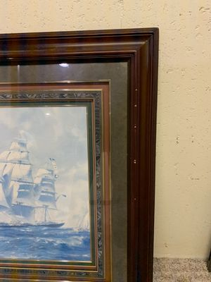 HUGE sailboat picture for Sale in St. Peters, MO