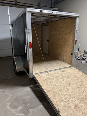Haul trailer for sale 6x10 DL for Sale in Des Moines, IA