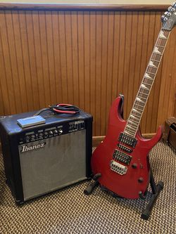 Guitar And Amplifier for Sale in Woburn,  MA