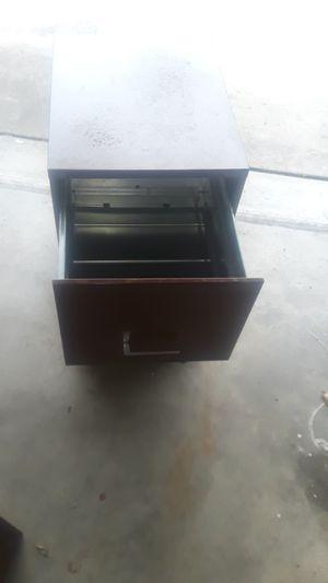 A steel file cabinet for Sale in Sarasota, FL