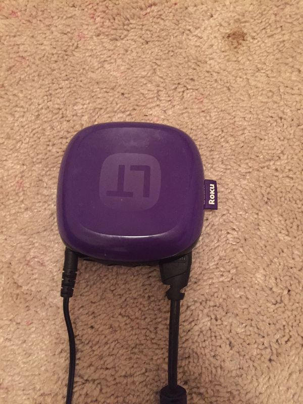 Roku device and remote on sale Only $15.. Just bought 2 month ago . Working perfect