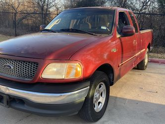 1999 Ford F150 5.4 V8 98000 miles Runs and drives great low miles clean title no issues for Sale in Fort Worth,  TX