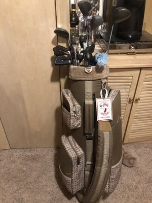 Lynx women's golf clubs. for Sale in Denver, CO