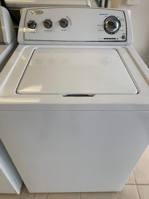 WHIRLPOOL WASHER for Sale in Orlando, FL