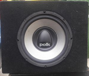 "Polk audio 10"" for Sale in Los Angeles, CA"