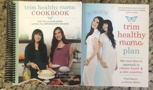 Trim Healthy Mama Plan and Cookbook for Sale in Chandler, AZ