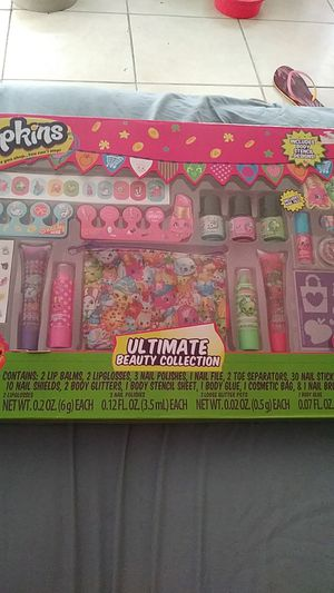 Brand new shopkins set for Sale in Fort Lauderdale, FL
