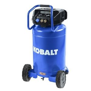 Kobalt 20-Gallon Single Stage Portable Corded Electric Vertical Air Compressor for Sale in Lemont, IL