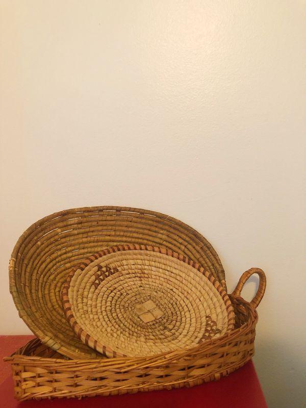 Variety Of Baskets 3 For Sale In Richmond Va Offerup