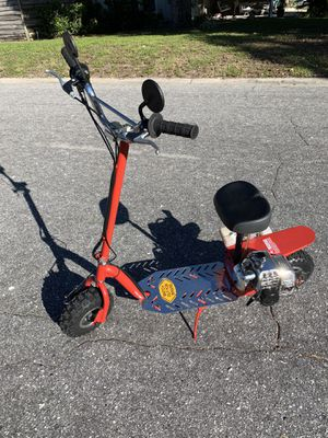 Super big foot GoPed Scooter Like New for Sale in Bradenton, FL