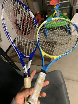 Tennis Rackets for Sale in Tracy, CA