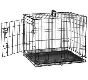 "24"" Single-Door Folding Metal Dog Crates for Sale in Seattle, WA"