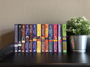 Complete Sookie Stackhouse (True Blood) series for Sale in Midlothian, TX